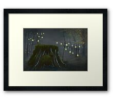 The End of the Beginning Framed Print