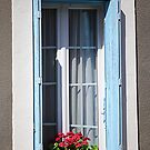 Sunshine and shutters by Paul Pasco