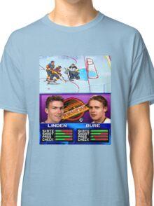 Vancouver Canucks Arcade Shirt  Classic T-Shirt