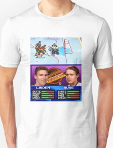 Vancouver Canucks Arcade Shirt  Unisex T-Shirt