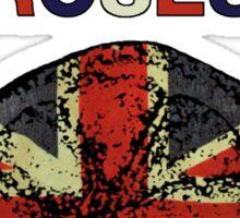 STONE ROSES UNION JACK ARTWORK Sticker