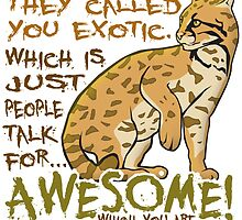 Babou is Awesome by EJTees