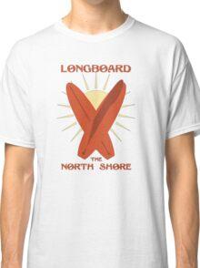 Longboard The North Shore Classic T-Shirt