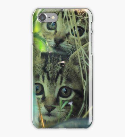Cute Kittens iPhone Case/Skin