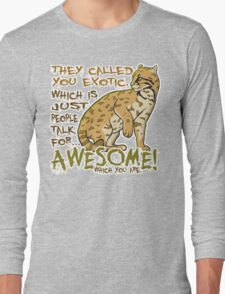 Babou is Awesome Long Sleeve T-Shirt