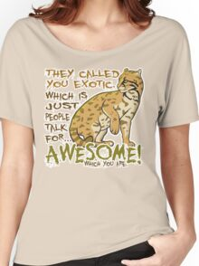 Babou is Awesome Women's Relaxed Fit T-Shirt
