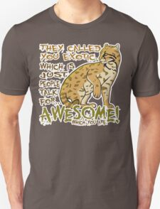 Babou is Awesome Unisex T-Shirt