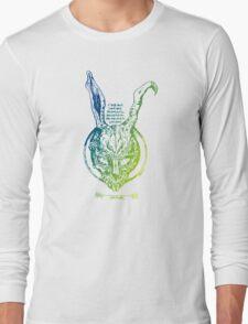 Donnie darko frank Long Sleeve T-Shirt