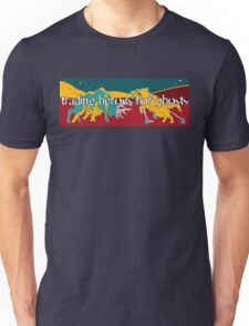 Trading Heroes for Ghosts T-Shirt