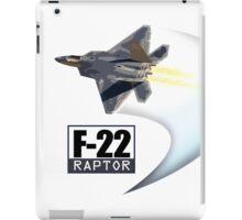 F22 Raptor iPad Case/Skin
