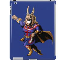 Chibi All Might iPad Case/Skin