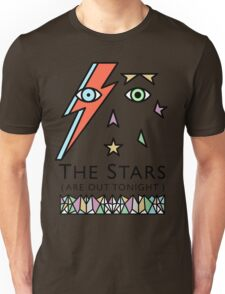 BOWIE-STARMAN Unisex T-Shirt