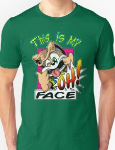 OH face Unisex T-Shirt