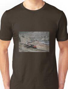 CN Train Thompson River Unisex T-Shirt