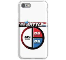 The Battle iPhone Case/Skin