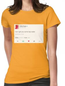 Filthy Frank Tap Water Womens Fitted T-Shirt