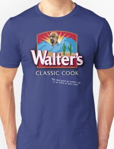 Walter's Classic Cook | Breaking Bad | Walter White | Folgers Coffee T-Shirt