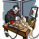 acCOUNTant Dracula by EJTees