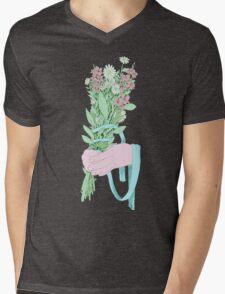Bouquet (notext) Mens V-Neck T-Shirt