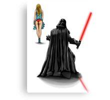 Vader Peak Canvas Print