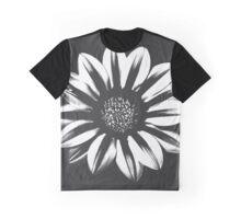 dark flower Graphic T-Shirt