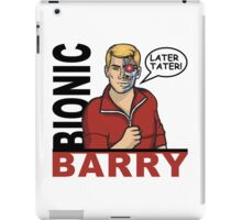 Bionic Barry iPad Case/Skin