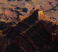 South Rim Sunrise by George Trimmer