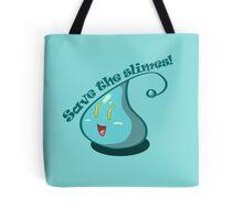 Save the Slimes Tote Bag