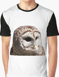 Barred Owl #1 Graphic T-Shirt