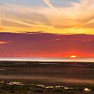 Sunset at Minnis Bay by Geoff Carpenter