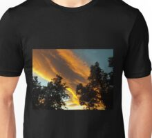 Sky Flame  Unisex T-Shirt