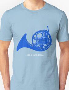 A Long Story Unisex T-Shirt