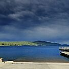 Stormy Day Boat Launch by Nazareth