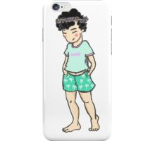 Summer Soft Sherlock iPhone Case/Skin
