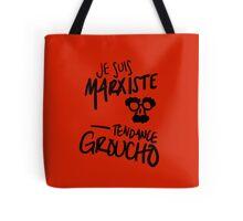 Je Suis Marxiste... Tote Bag