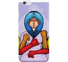 Peaceful- Multitasking- Girl iPhone Case/Skin