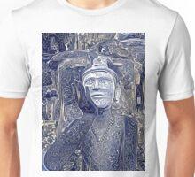 Buddha Asks Why 2 Unisex T-Shirt