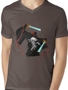 The Hero of Winds (No Text) Mens V-Neck T-Shirt