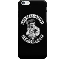 Sons Of Chemistry - Breaking Bad iPhone Case/Skin