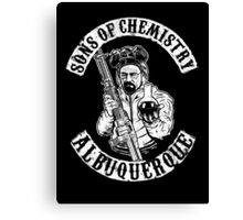 Sons Of Chemistry - Breaking Bad Canvas Print