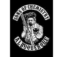 Sons Of Chemistry - Breaking Bad Photographic Print