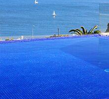 infinity pool I by terezadelpilar~ art & architecture
