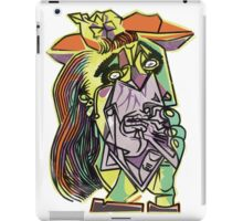 Picasso Screen Print Nº 24 iPad Case/Skin