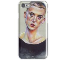 Boys don't cry iPhone Case/Skin