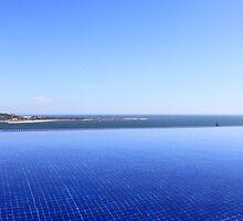 infinity pool IV by terezadelpilar~ art & architecture
