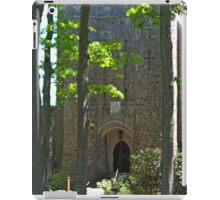 Hammond's Castle iPad Case/Skin