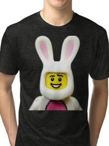Lego Bunny Suit Guy Tri-blend T-Shirt
