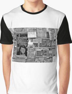 Milano News Graphic T-Shirt