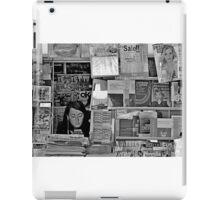 Milano News iPad Case/Skin
