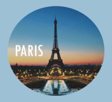Paris is my house by glik